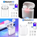 I7S I9S Wireless Earbud Headsets BT4.2/5.0 Earphone In-Ear Headphone Hand Free
