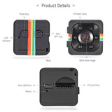 SQ11 Spy Hidden DV DVR Camera Full HD 1080P Mini Car Dash Cam IR Night Vision US