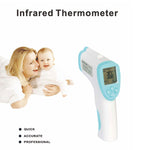 LCD Digital Non-contact IR Infrared Thermometer Forehead Body Temperature Tool
