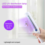Portable Germicidal Lamp Home Disinfection UVC Sterilizer Handheld Stick