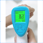 In Stock Baby Thermometer Infrared Non-Contact Forehead Digital Thermometer Gun For Baby Adults