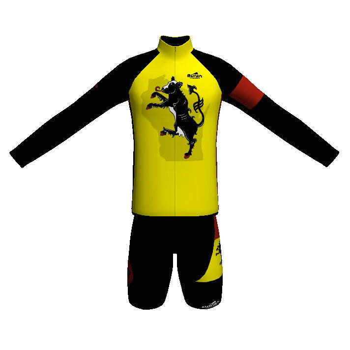 Wisconsin Spring Classic Long Sleeve Jersey from Mt. Borah Teamwear