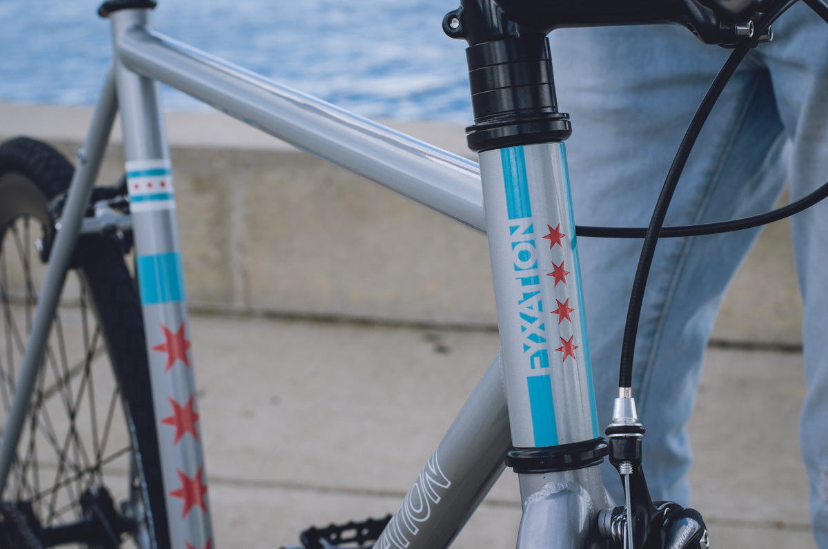Fyxation Custom Bicycles: Introducing the Flag Series   Fyxation