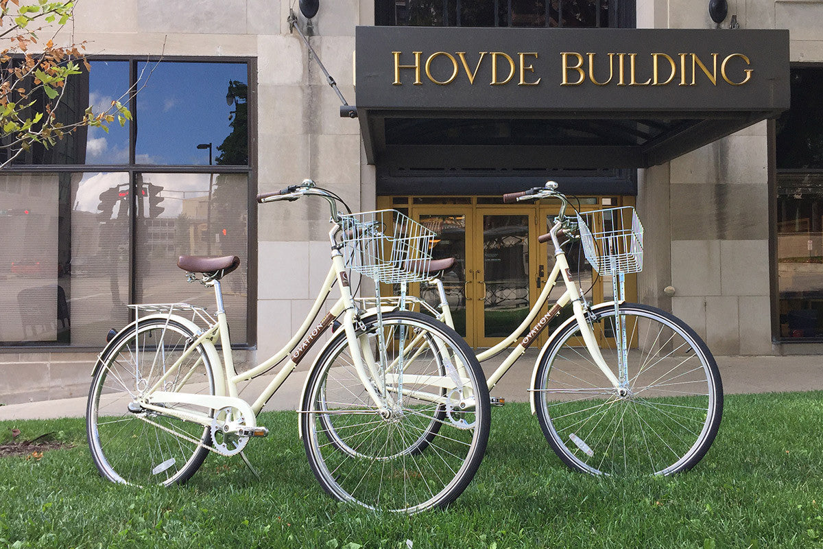 Business Cycles - Property Management Custom Bicycles