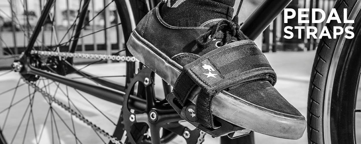 Fixed Gear Pedal Straps Fyxation