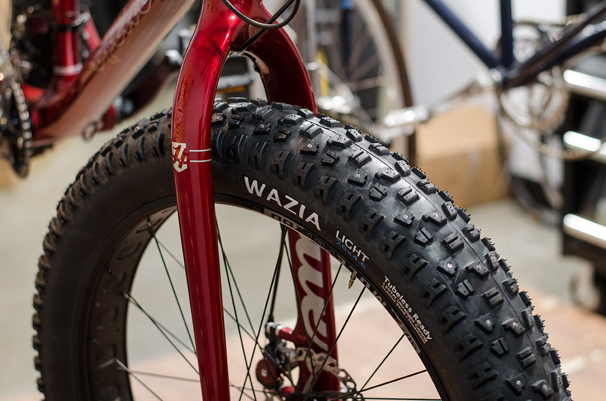 Terrene Wazia Light Studded Fat Bike Tire