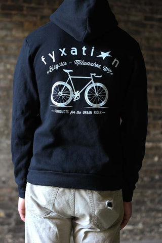 Fyxation Fleece Lined Hoodie