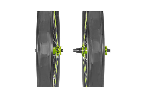 "I9 Big Rig 770 27.5"" Fat Bike Wheelset"