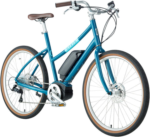 Civia Parkway Step-Thru Electric Bike