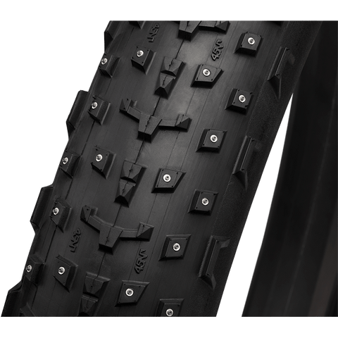 45NRTH Dillinger 4 27.5x4.0 Non-studded Fat Bike Tire