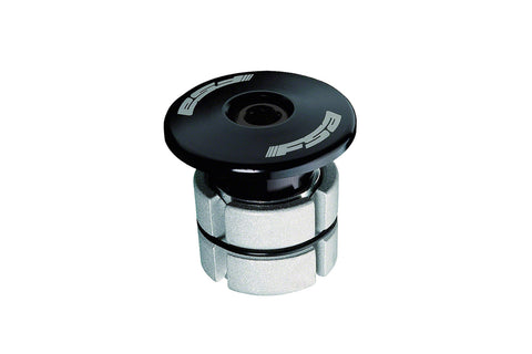 "FSA Headset Compressor 1-1/8"" Expander Top Cap"