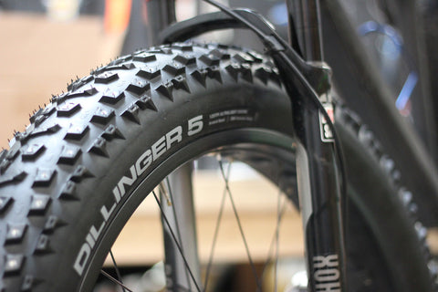 "45NRTH Dillinger 5 27.5 x 4.5"" Fat Bike Tire"