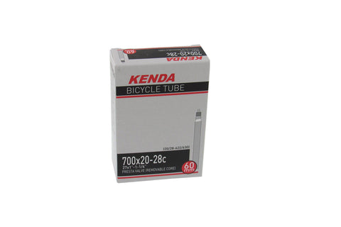 Kenda Presta Valve Tube 700x20-28c 60mm (Fits Eastside / Pixel)