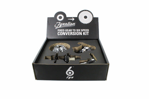 Six Fyx Conversion Kit - Complete Wheel