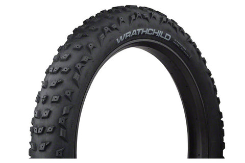 "45NRTH Wrathchild 26x4.0"" Studdable Fat Bike Tire"