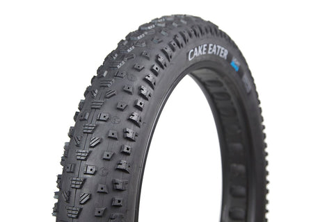 Terrene Cake Eater Light Folding Fat Bike Tire - Non-studded