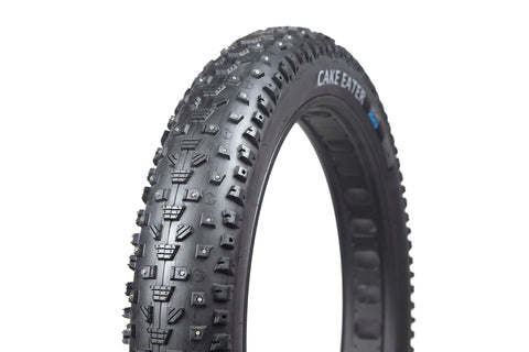 Terrene Cake Eater Flat Tip Studded Fat Bike Tire