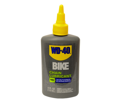 WD40 Dry and Wet Lube - 4oz