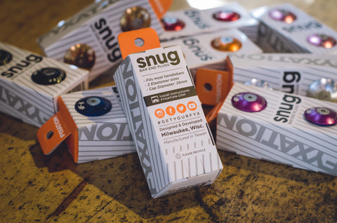 Snug Bar End Plugs
