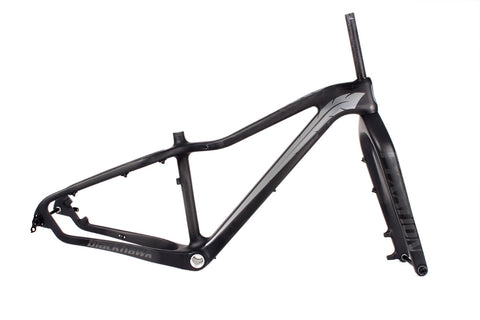 Blackhawk Fat Bike Frameset - Retired