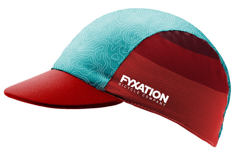 Fyxation 4 Panel Cycling Cap