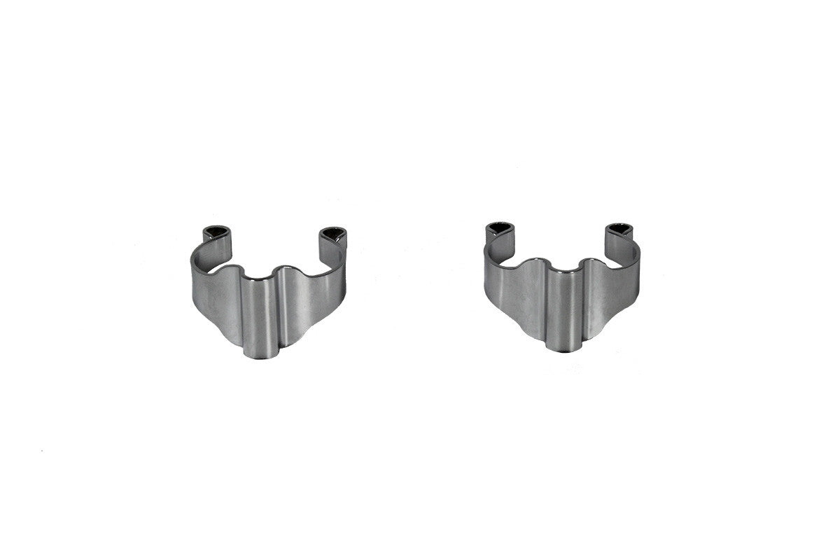 Steel Brake Cable Clips Fyxation