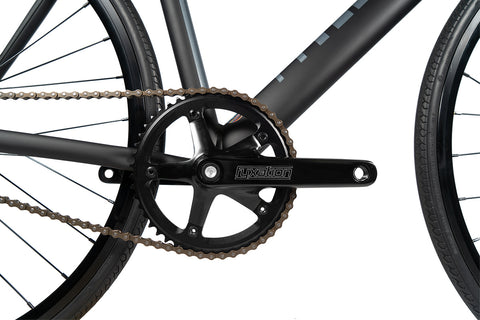 Comet Track Bike Black Stealth - Pre-order