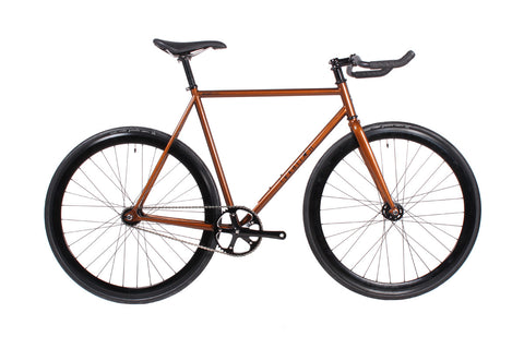 Pusher Fixed Gear Wheelset - Pre-order