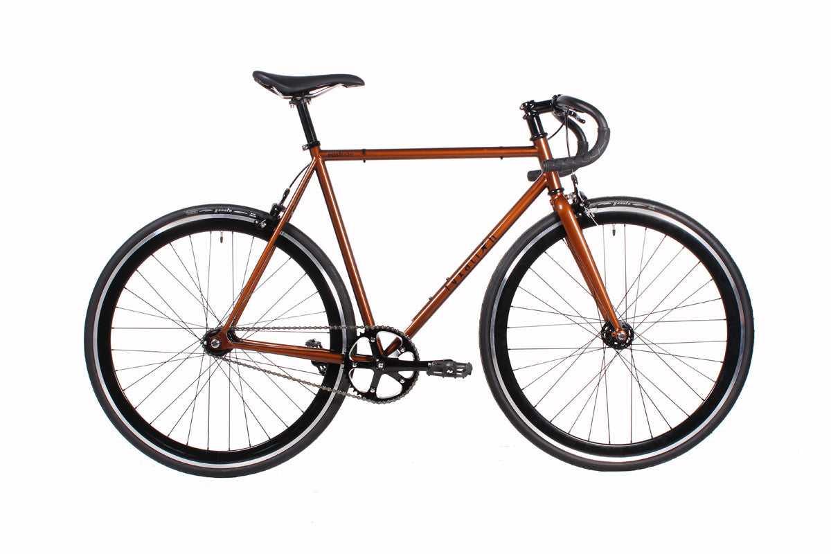 Fixies in LINZ. Fixed Gear und Singlespeed 260