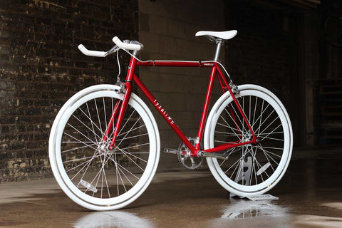 Red Fixie