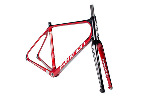 Carbon Adventure Frameset