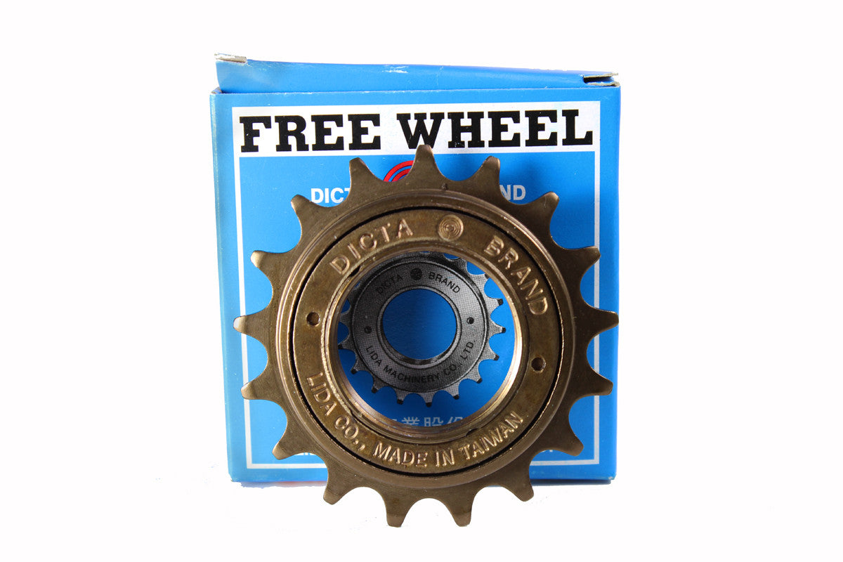Dicta Metric Freewheel 15t Gold for sale online