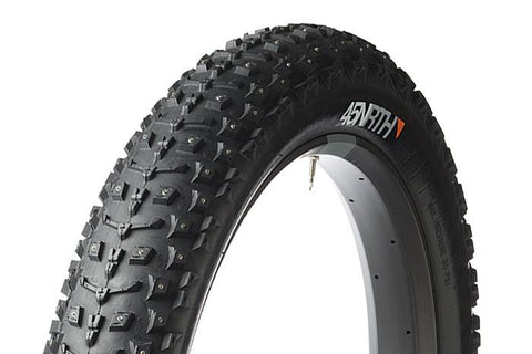 Dillinger 4 26x4.0 Studded Fat Bike Tire