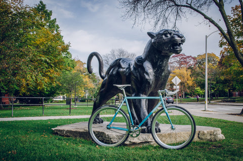UWM Panther Fixed Gear Bike
