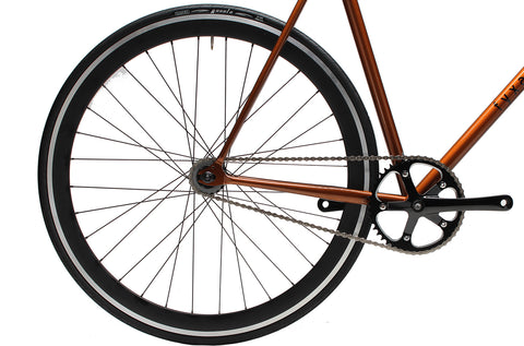 Fixed-Gear Wheelset