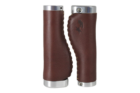 Caddis Ergo Leather Grips