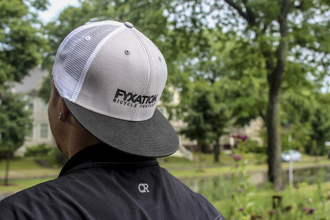Fyxation Flat Brim Hat