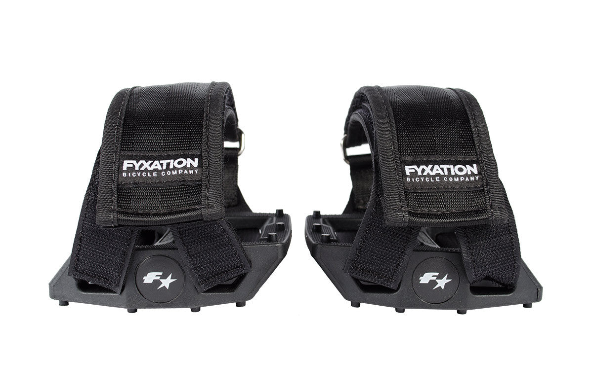 Gates Pedal with Pedal Strap Kit | Fyxation
