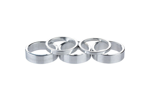 Alloy Headset Spacers Kit, 1-1/8""