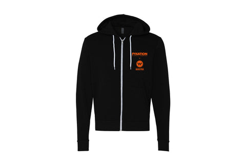 2020 Tour de Chequamegon Zip-up Hoodie