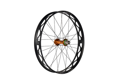 "Hope Fatsno Hubs x Mulefut 80SL 26"" Fat Bike Wheelset"