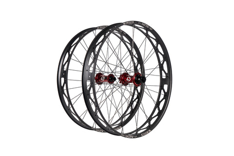 "I9 Hydra x Mulefut 80SL 26"" Fat Bike Wheelset"