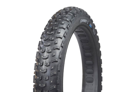 Terrene Johnny 5 26x5.0 Studded Fat Bike Tire