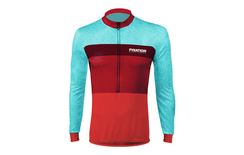Fyxation Team LS Jersey