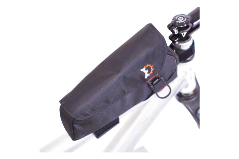 Revelate Designs Mag-Tank Top Tube/Stem Bag, Black