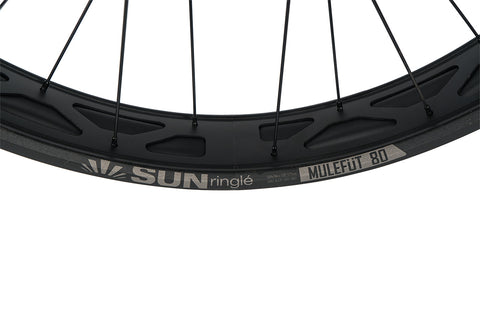 "Sun-Ringle Mulefut 26"" Fat Bike Wheelset"