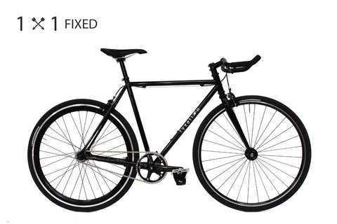 Quiver Fixed Gear