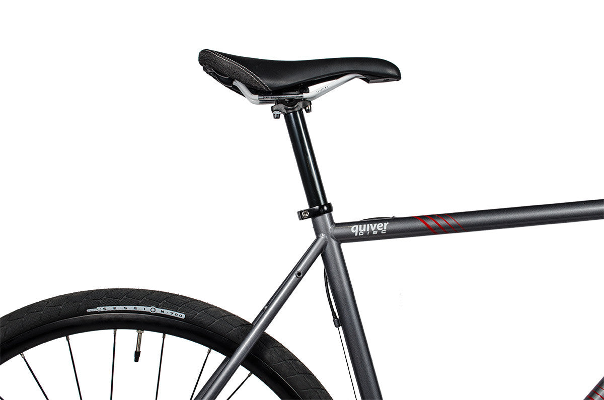 Quiver Canti 2x10 Steel Frame Commuter Bike | Fyxation