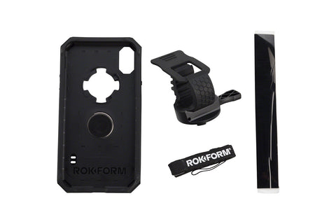 Rokform iPhone Case & Handlebar Mount Kit
