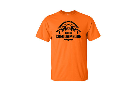 2017 Tour de Chequamegon T-Shirt